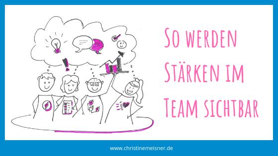Energiekick fürs Team: Stärken sichtbar machen